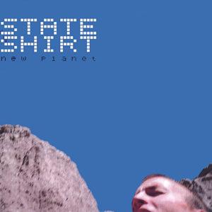 State Shirt - New Planet Album